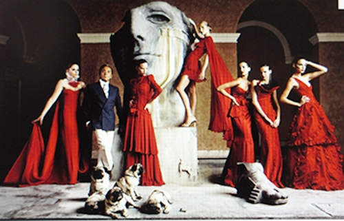 See Valentino: master of beautiful seduction