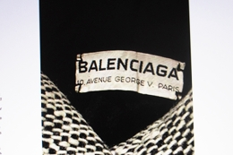 photo credit:Museo del Traje, Madrid, photographs by Manuel Outumuro, Balenciaga.com, Label: V&A museum, London