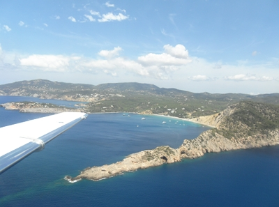 Destination style, island hopping to Ibiza and Mallorca.