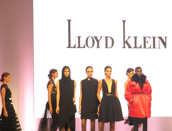 Signature styles by Lloyd Klein.