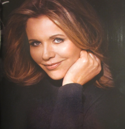 The lovely Joy Fleming portrait for Rolex promotion.
