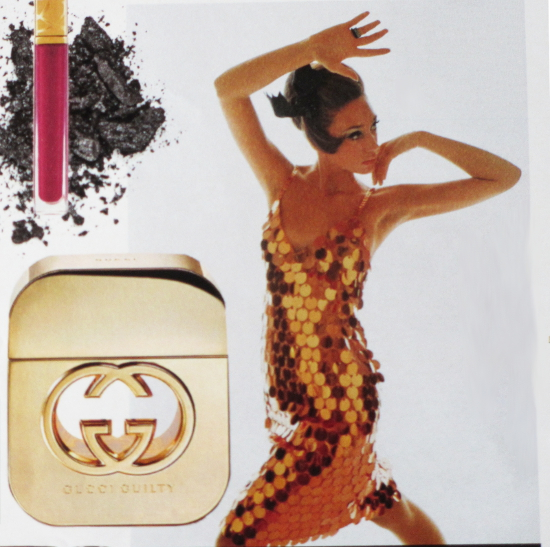 The golden girl of fashion in the 70s, so today. Marisa Berenson
