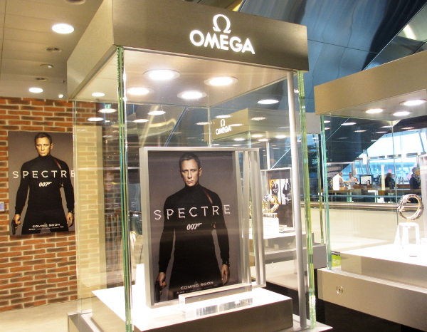 SPECTRE is here, meet the new Omega Seamaster 300 for SPECTRE.