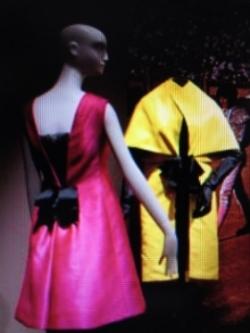 Vintage Balenciaga La Corrida inspired dresses