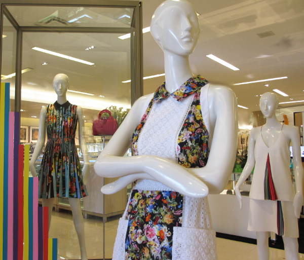 White Summer dress, the  Amblie dress