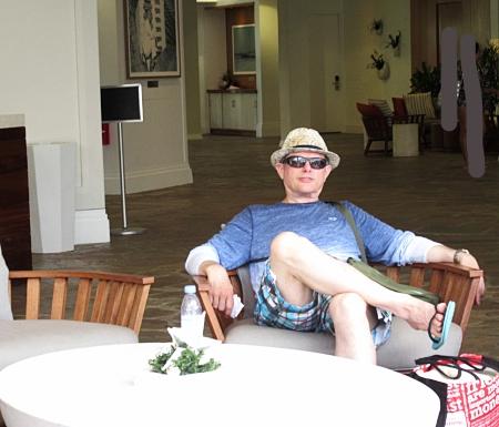 K sitting Hilton lounge.JPG