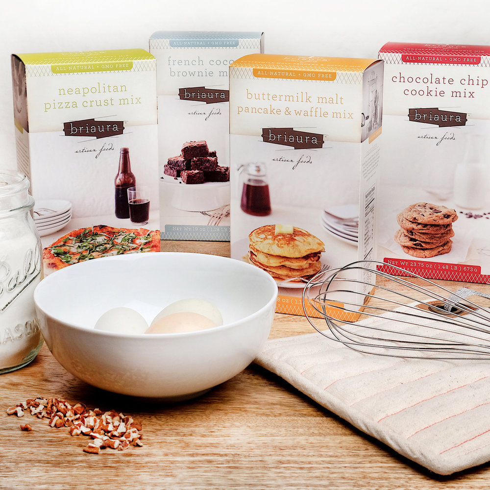 Briaura Artisanal Foods _ Funnel.tv | Eric Kass