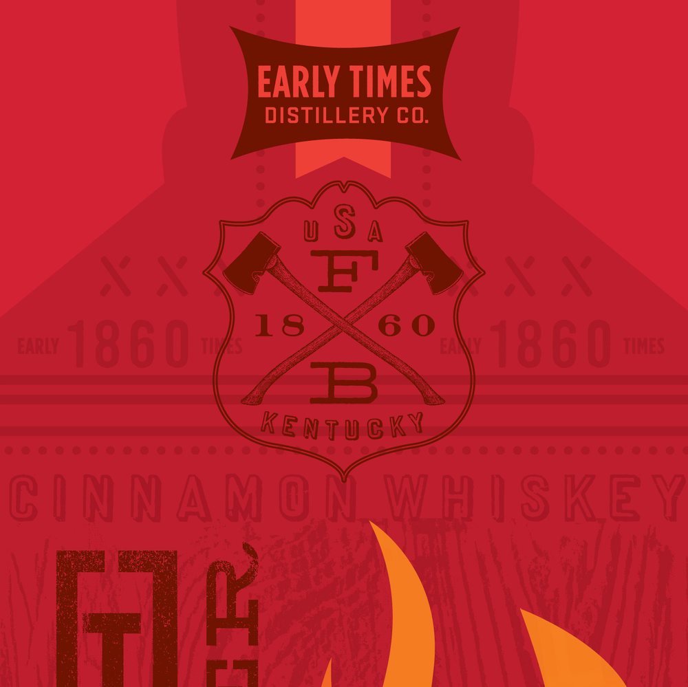 Early Times Cinnamon Whiskey _ Funnel.tv | Eric Kass