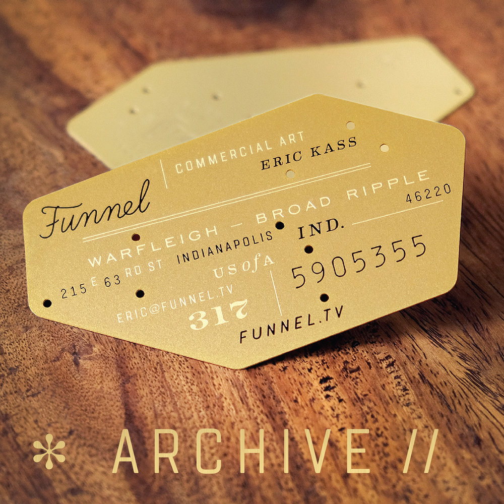 Archive _ Funnel.tv | Eric Kass
