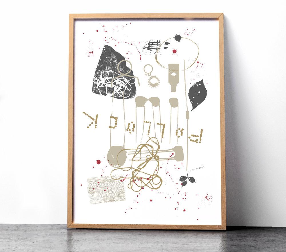 Funnel.tv | Eric Kass : Pollock Poster