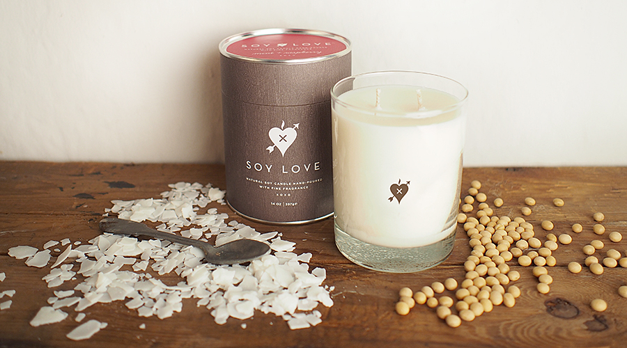 Soy Love Candles _ Funnel.tv | Eric Kass