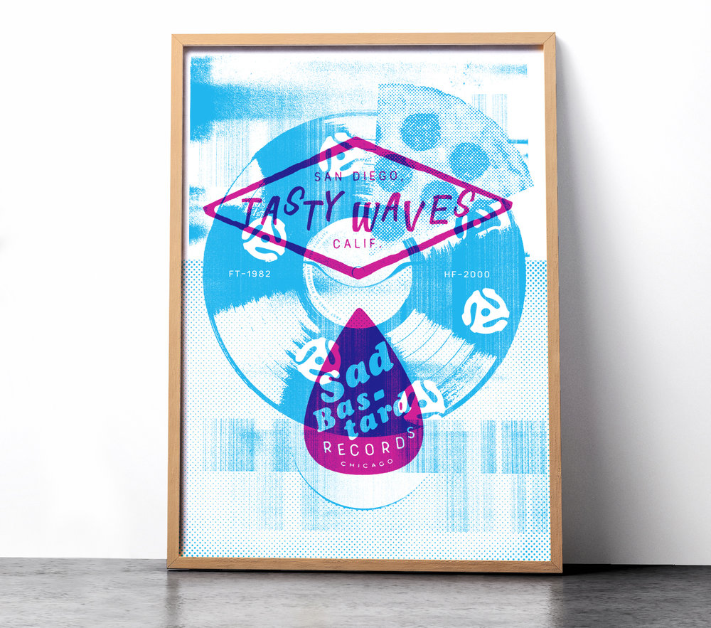 Funnel.tv | Eric Kass : Fast Times + High Fidelity Poster