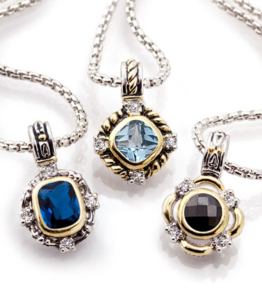 John Medeiros Necklaces