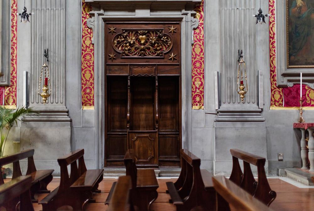 Chiesa di San Filippo Neri, Florence