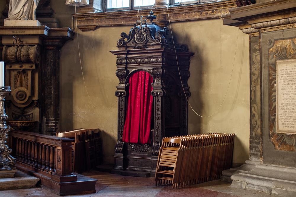 Chiesa di Santa Maria della Steccata, Parma