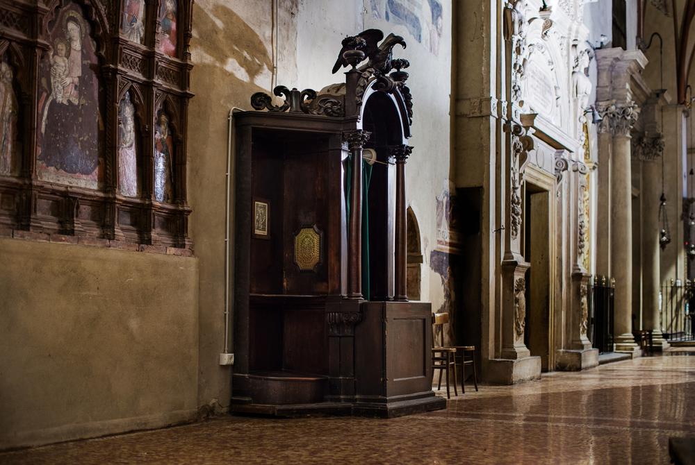 Basilica Santa Maria dei Servi, Bologna