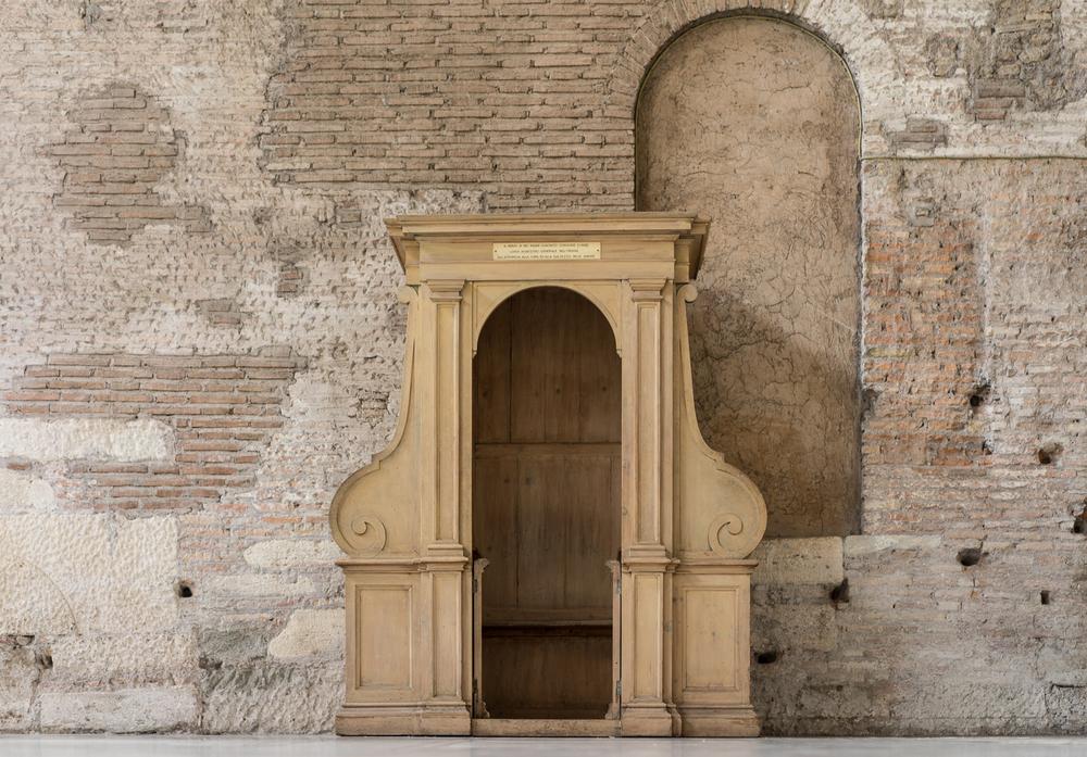 Basilica di Santa Sabina all'Aventino, Rome