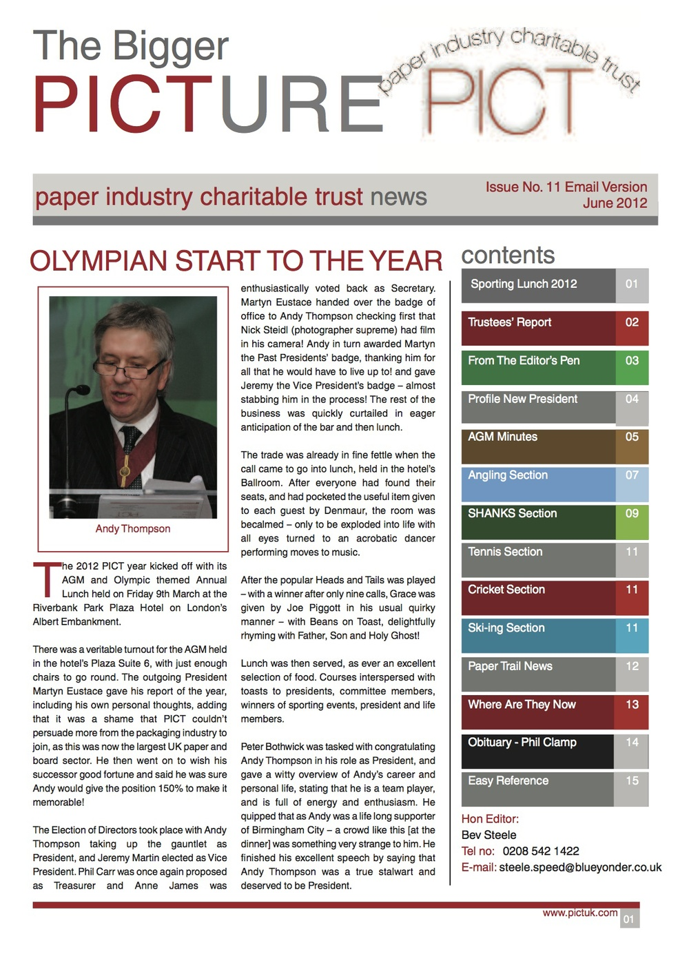 Issue 11 - June 2012