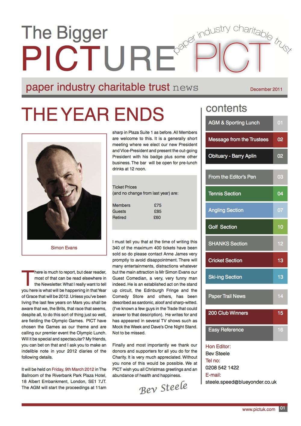 Issue 10 - December 2011