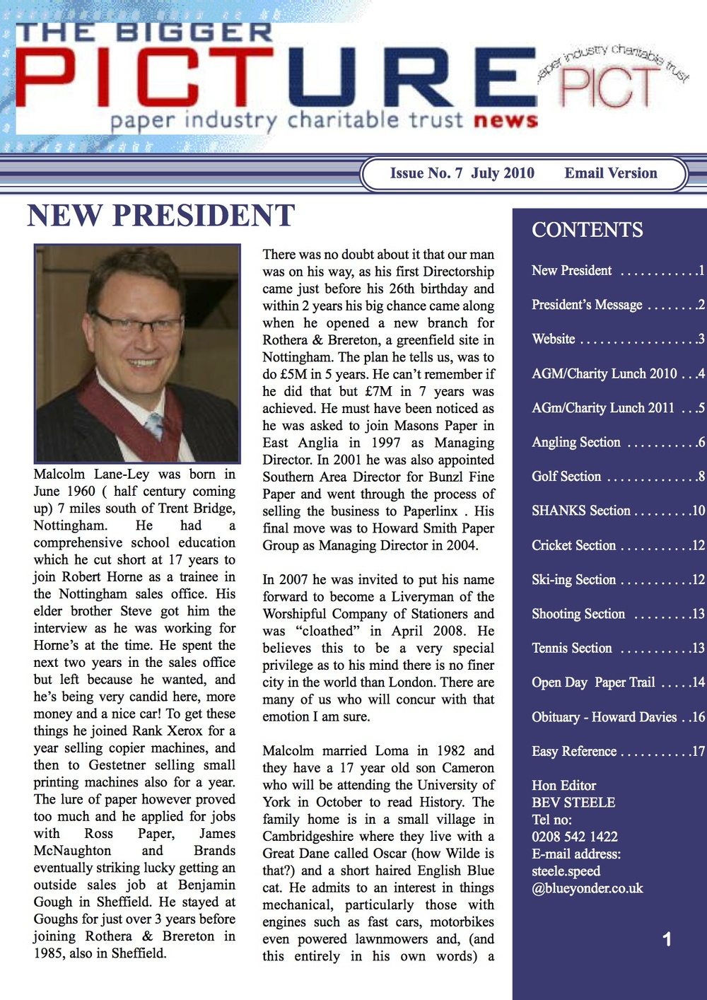 Issue 7 - July 2010
