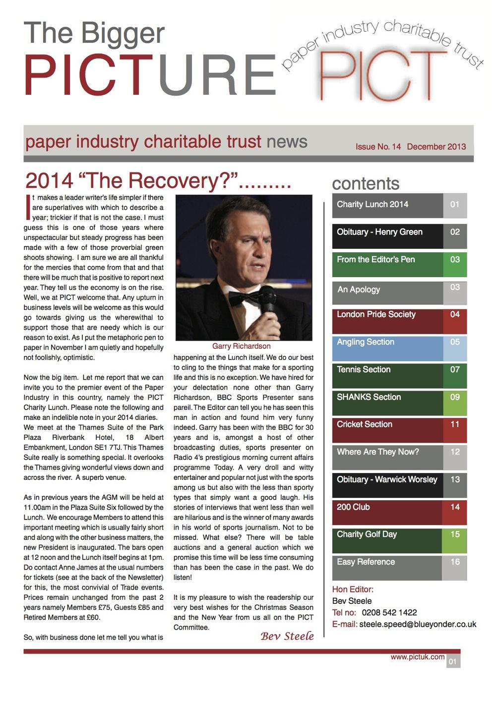 Issue 14 - December 2013