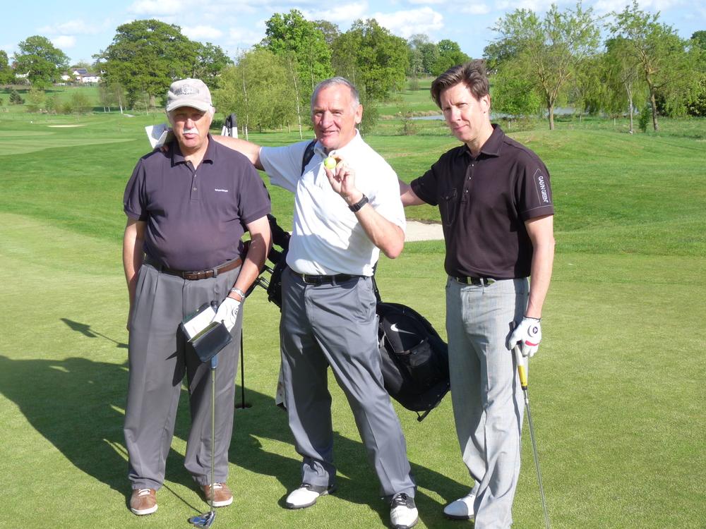 Kit Kat , Chris Bell & Paul Rossiter – Winning team