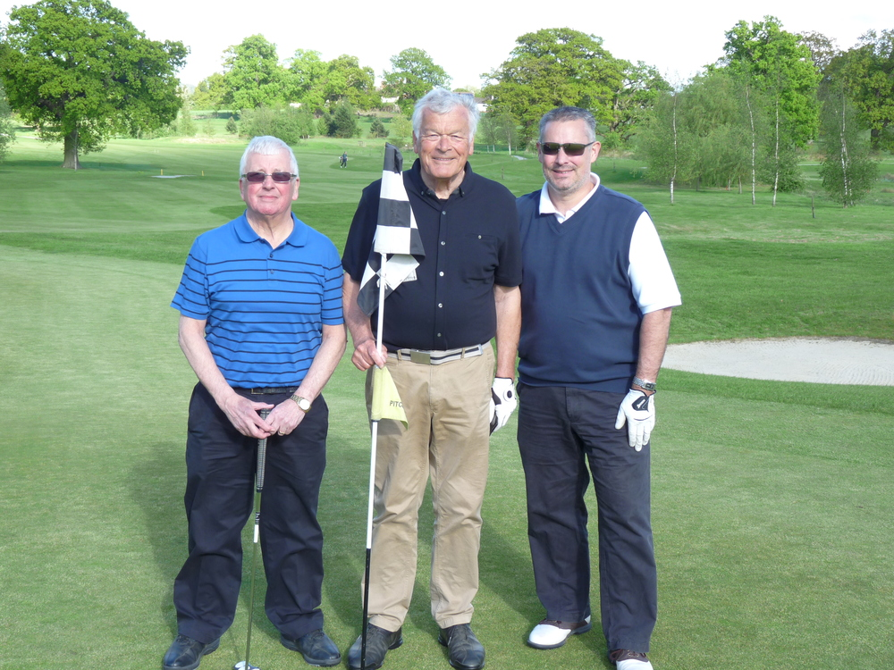 Colin Spear, Alan Piper & Chris Godfrey