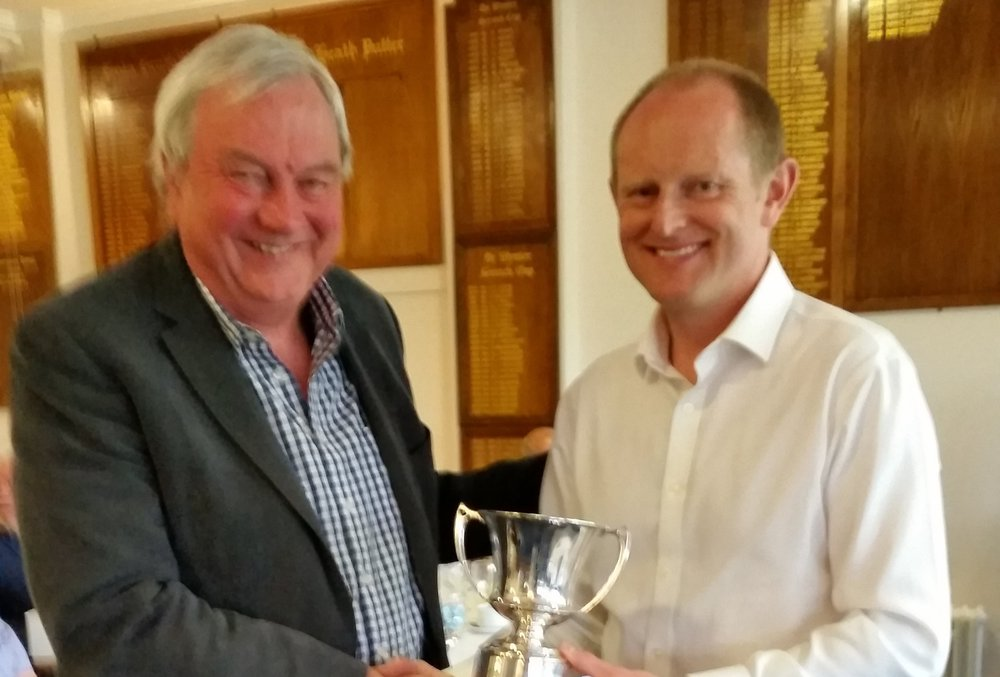 The Syd Humphries Trophy Was Awarded to Nigel Howl