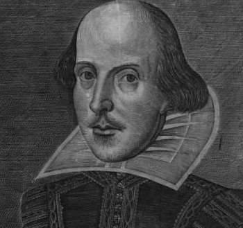 Shakespeare:  if he'd got the chance to sell it on ebay, he could have got himself a nice wig and a shirt with a proper collar.