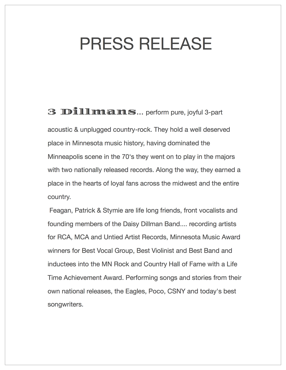 3 Dillmans Press Release.jpg