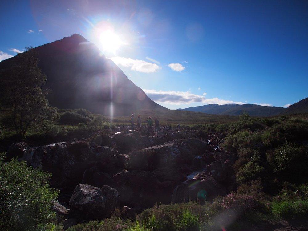 Buchaille Etive Mor, Glencoe, Scotland