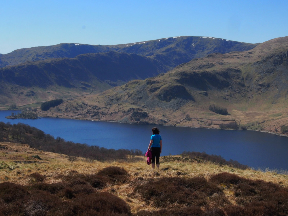 Walking holiday Lake District - Haweswater