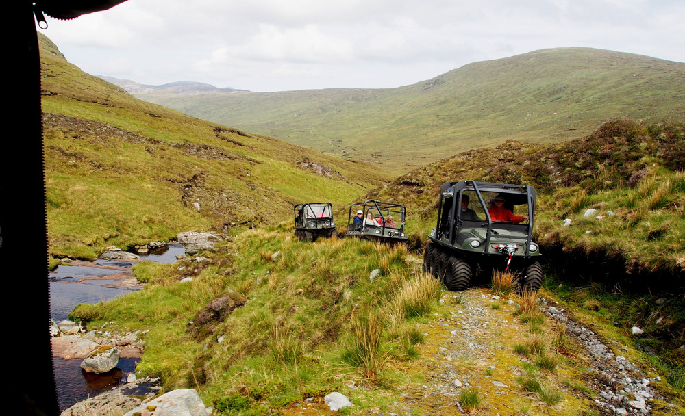 Walking holiday for groups in Scotland