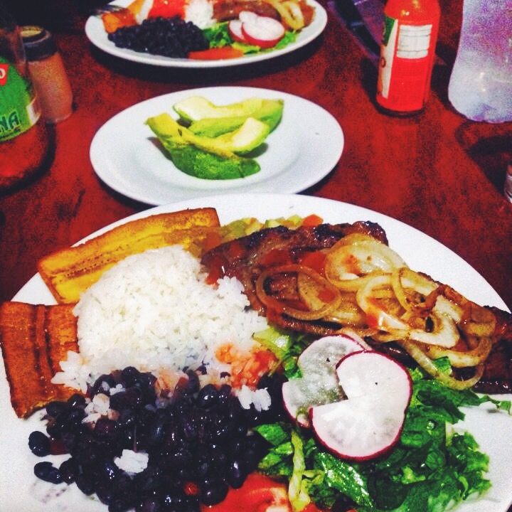 Comida tipica  | Photo: Olivia Christine