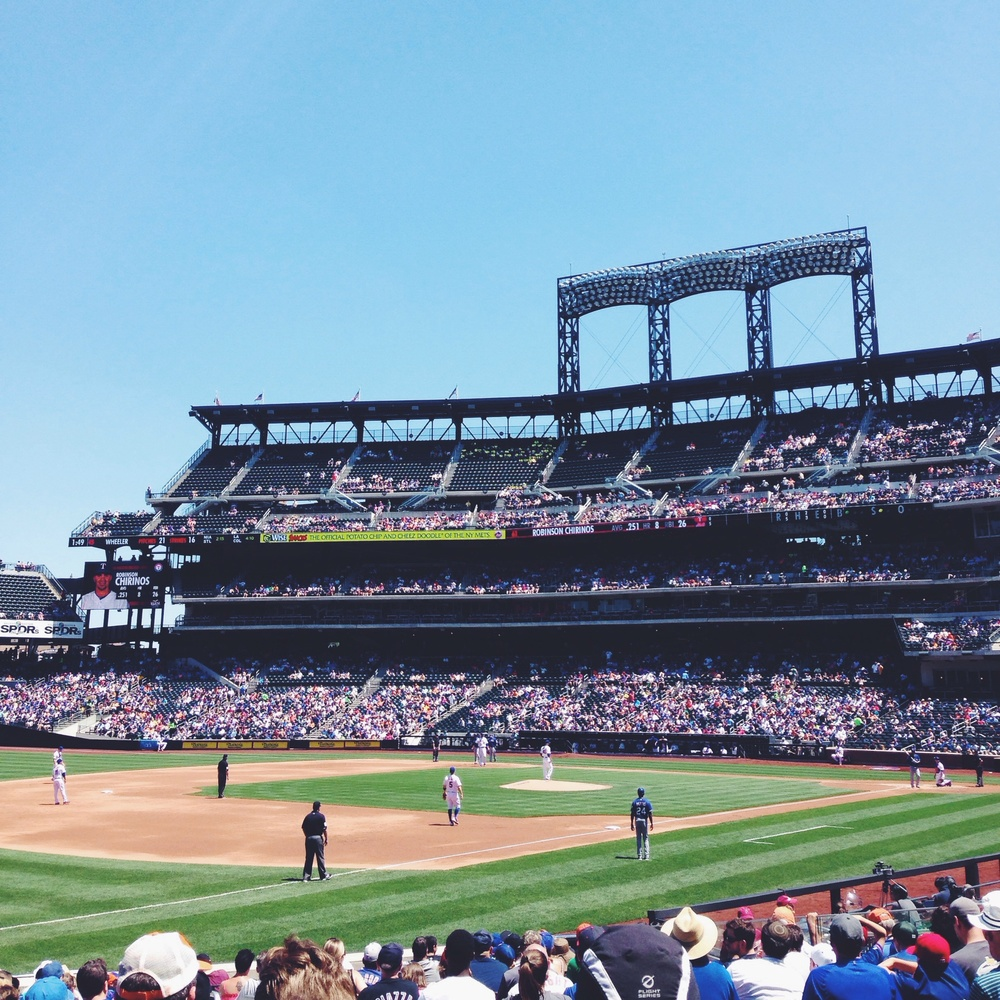 Mets vs. Rangers, Citi Field Photo: Olivia Christine