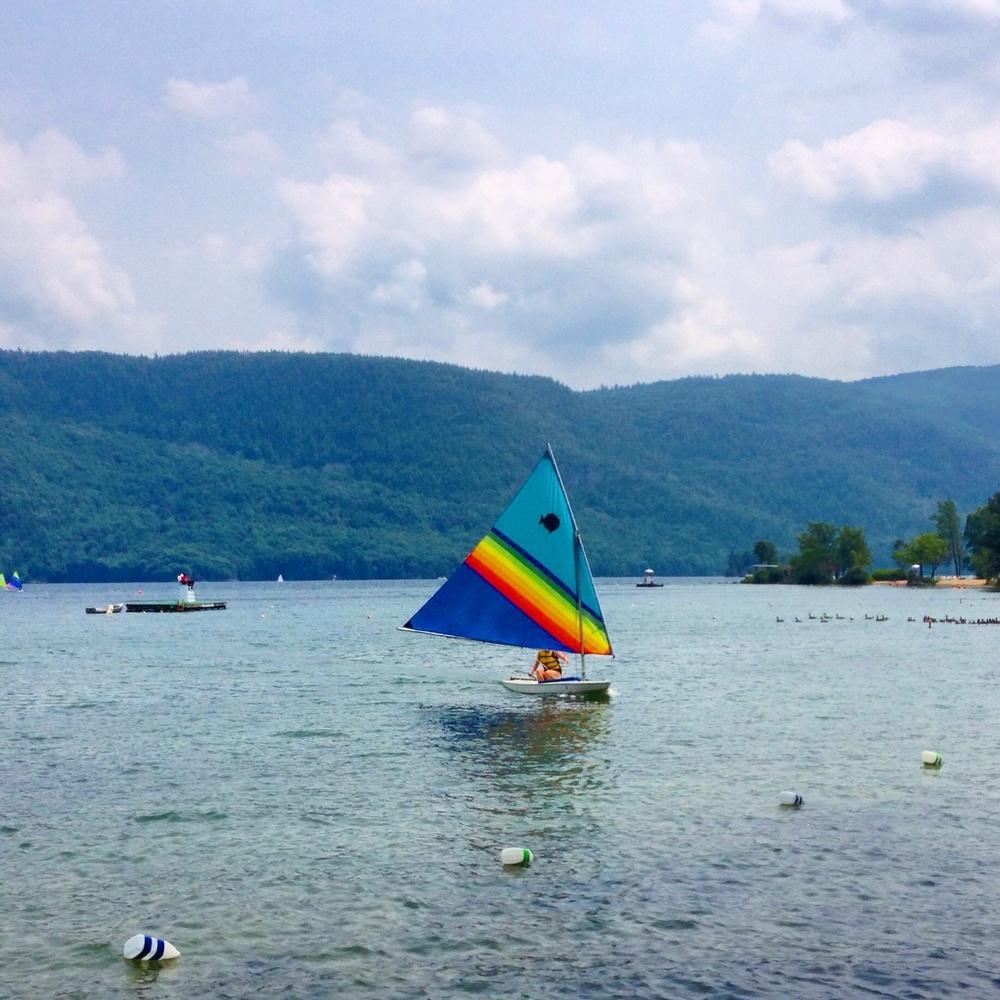 Lake George, NY Photo: Olivia Christine