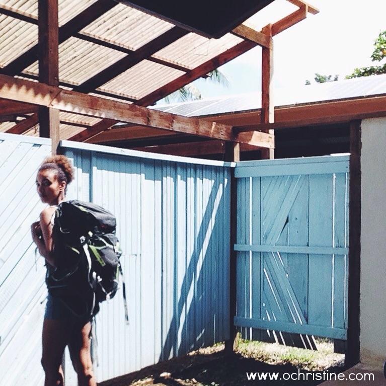 Olivia Christine, Costa Rica
