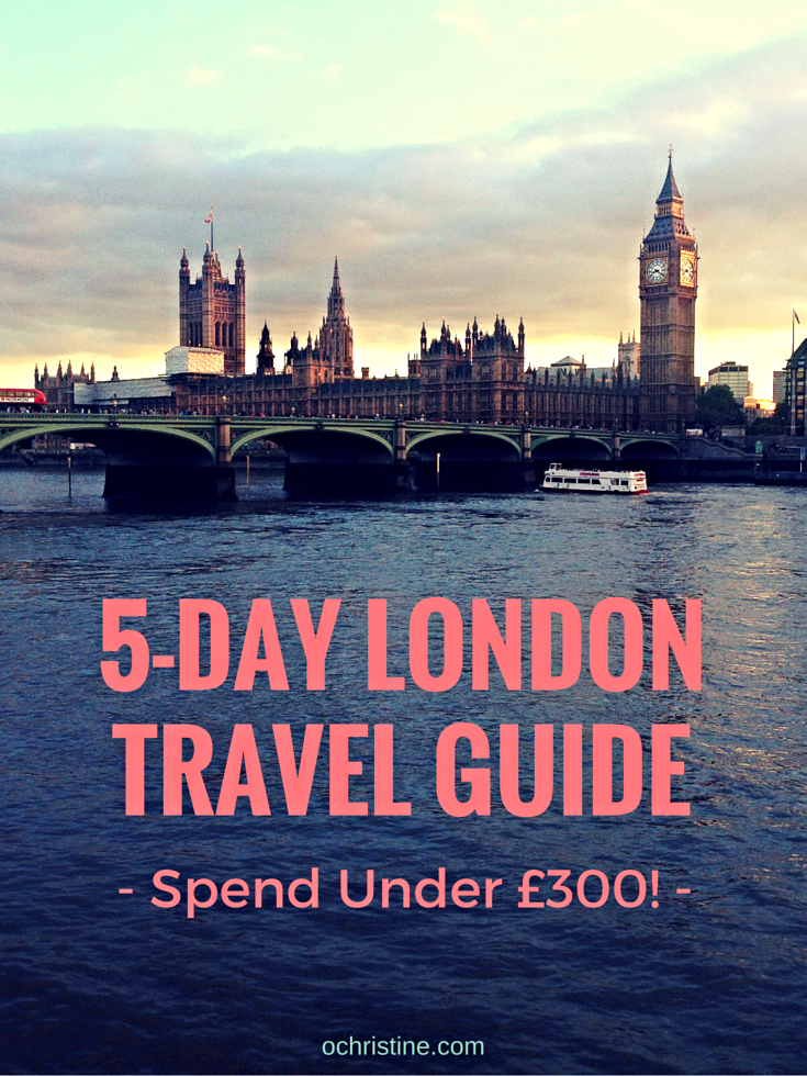 london-on-a-budget