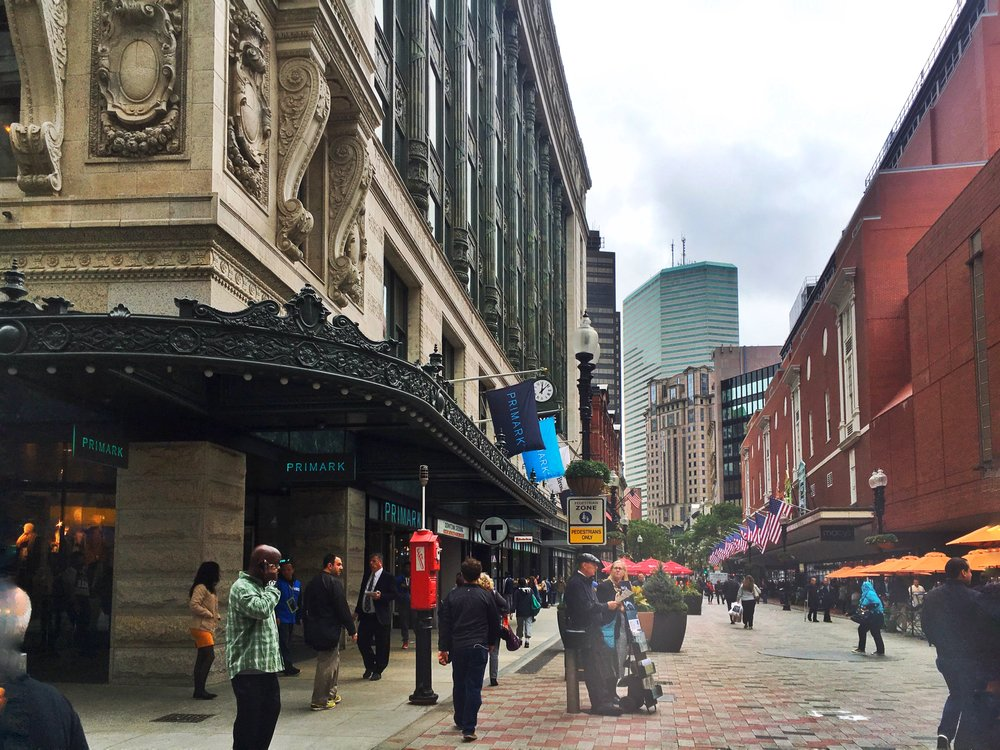 Photo: Downtown Boston