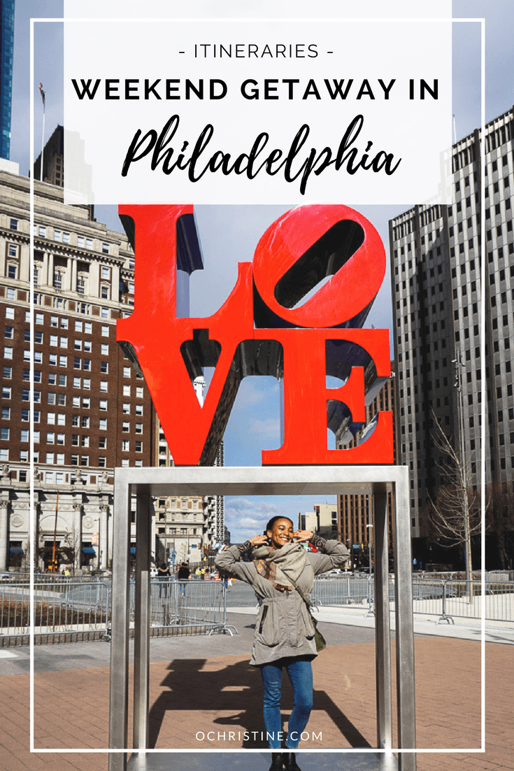 what to do 3 days in philly - ochristine