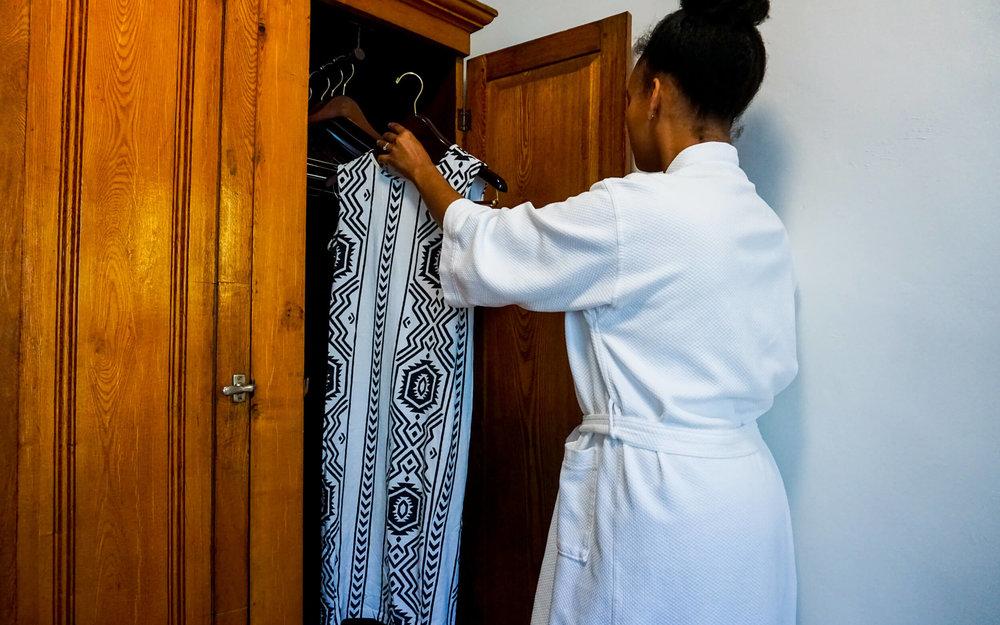 Traditional Wardrobe