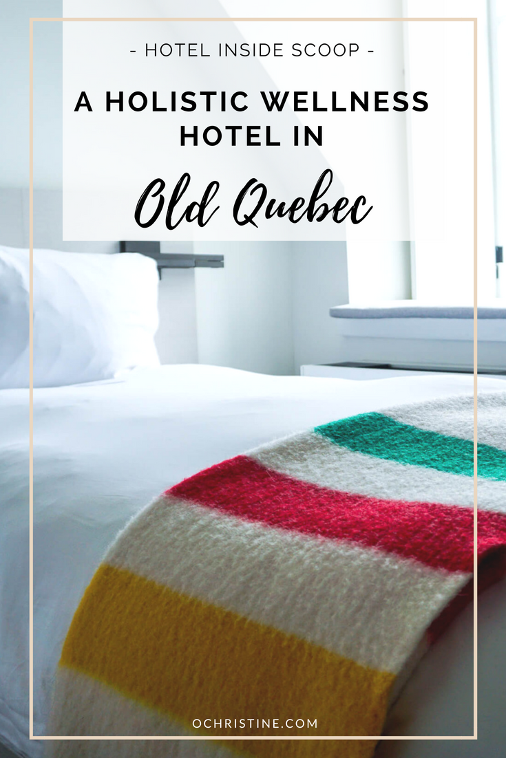 wellness hotel-spa hotel-old quebec city-ochristine