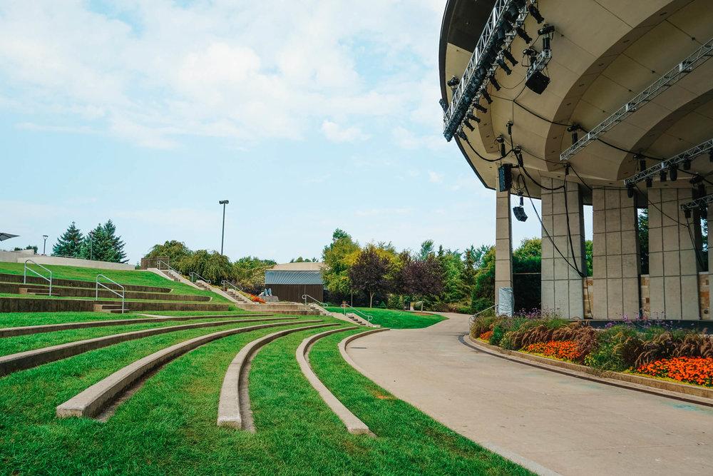 Frederik Meijer Gardens & Sculpture Park Amphitheater