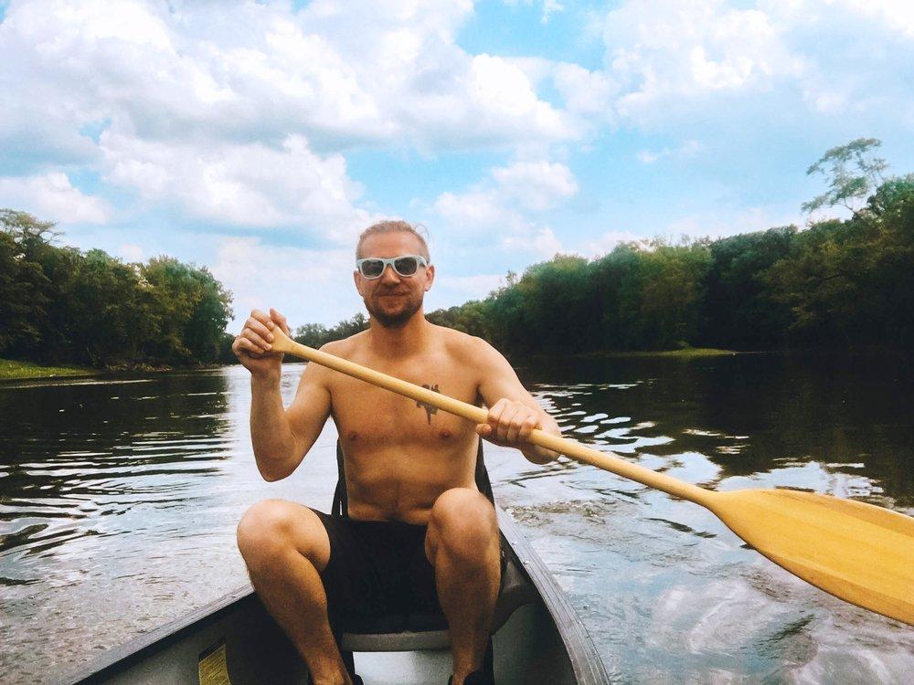 Canoeing-ochristine