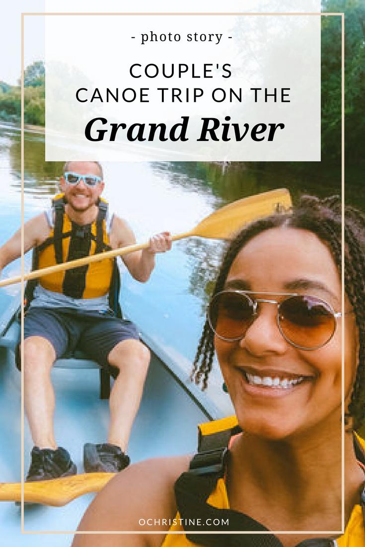 Canoe tours Grand Rapids - ochristine