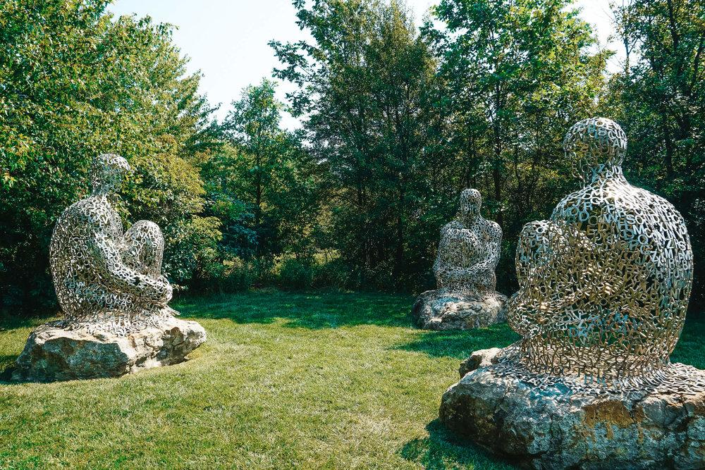 Photo Story: The Frederik Meijer Gardens & Sculpture Park in Grand ...