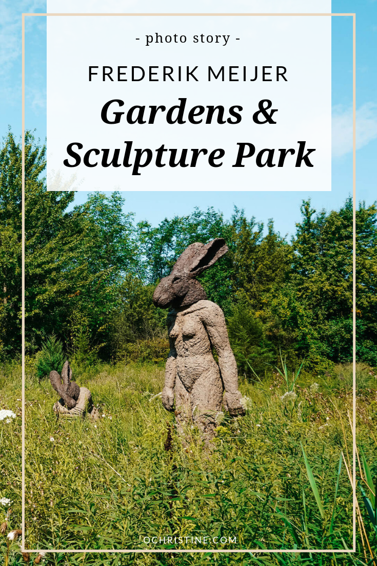 Photos of Frederik Meijer Gardens Sculpture Park Exhibitions - ochristine