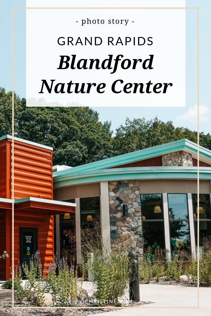Blandford Nature Center and wildlife trails in Grand Rapids - ochristine