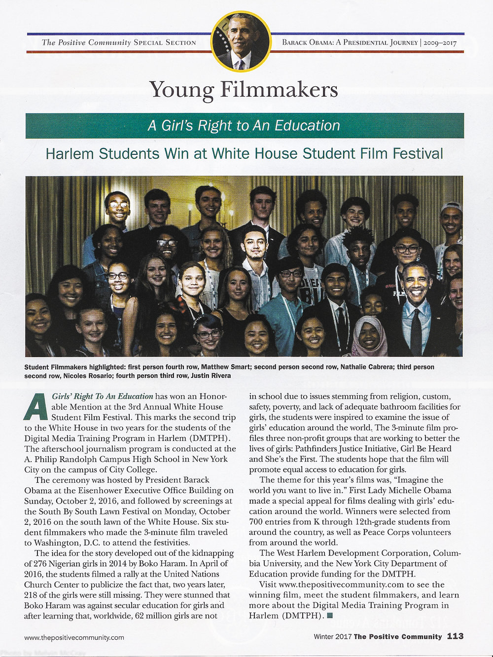 Positive Community Magazine page 113 Young Filmmakers-0002.jpg