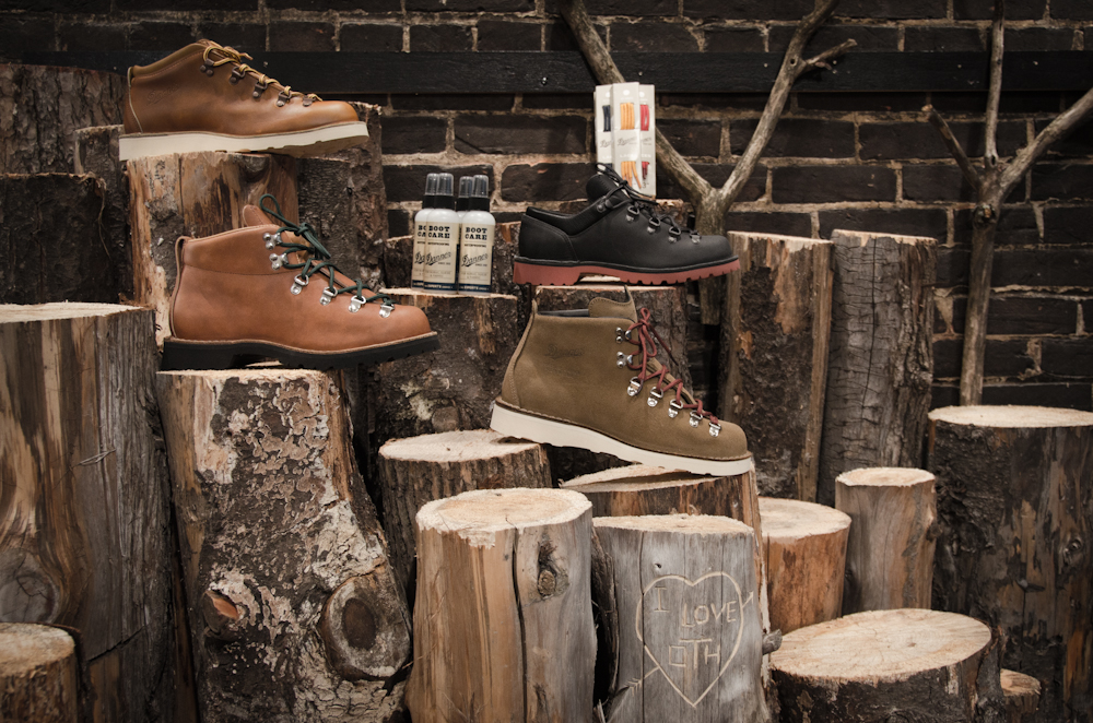 Danner Boots Automne 2013